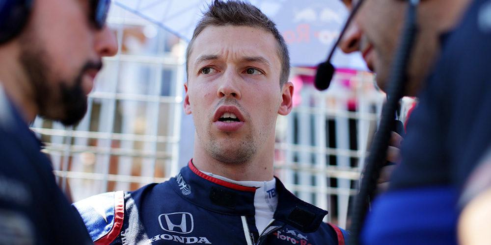 Preview French Grand Prix 2019 with Daniil Kvyat Scuderia Toro Rosso