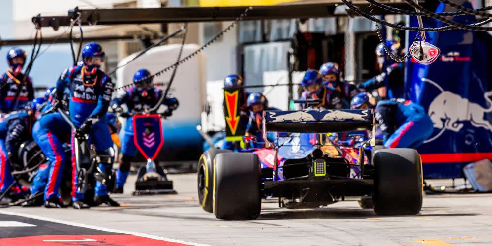 Recensione GP Ungheria 2019 con Daniil Kvyat Scuderia Toro Rosso