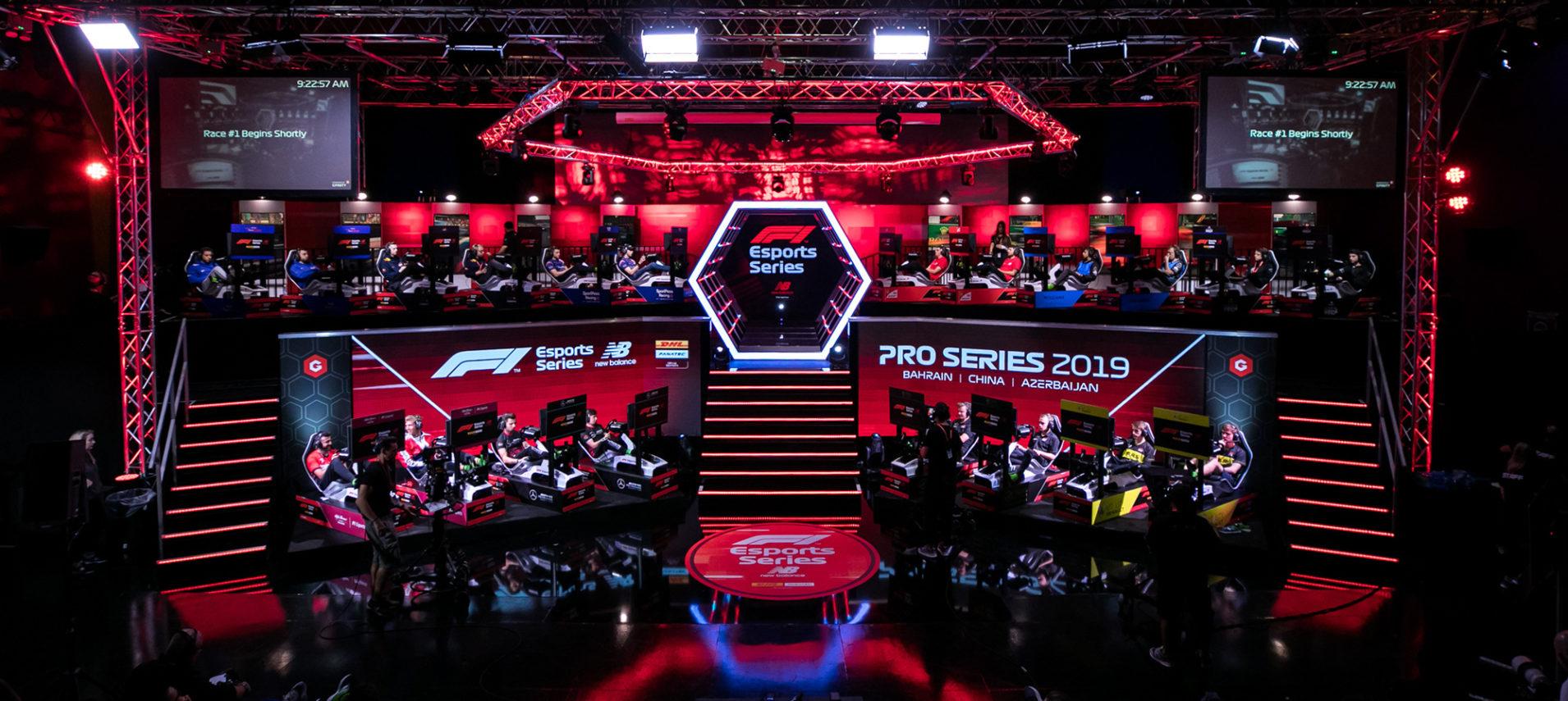 F1 Esports Pro Series 2019 – Event 1 1