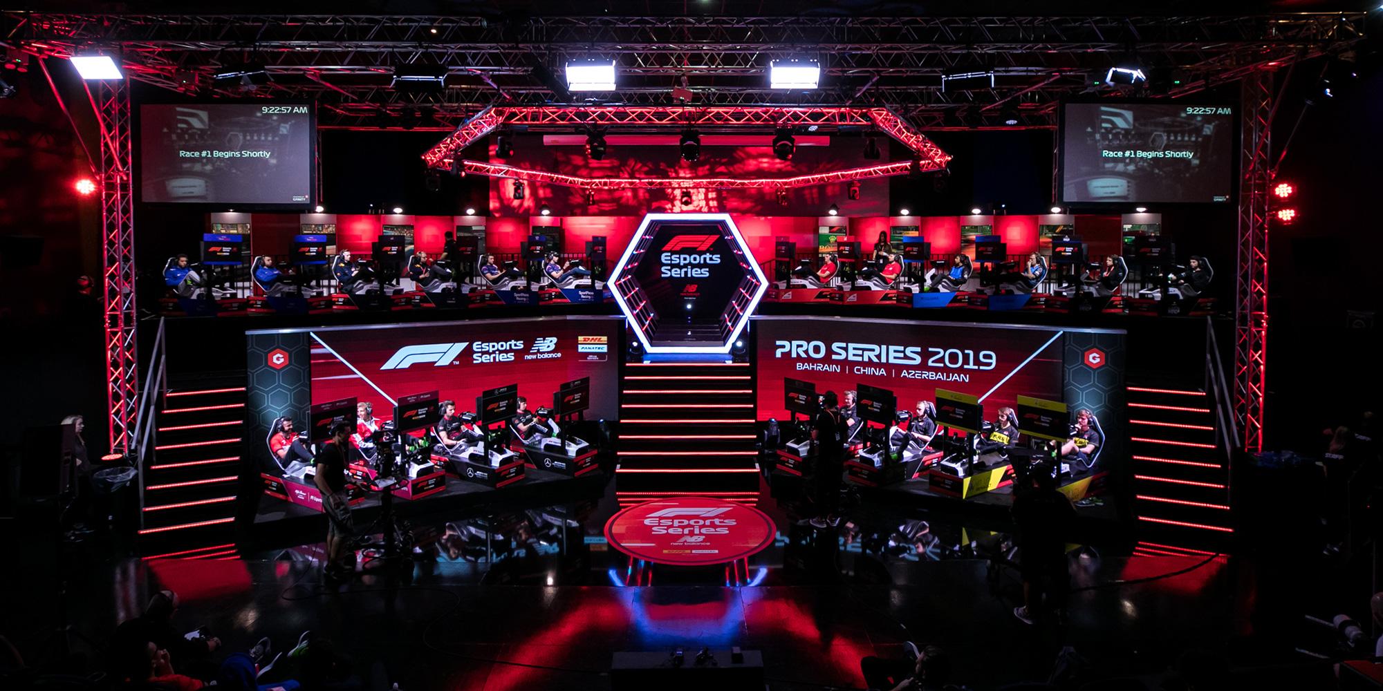 Esports 2019 – Event 1 1