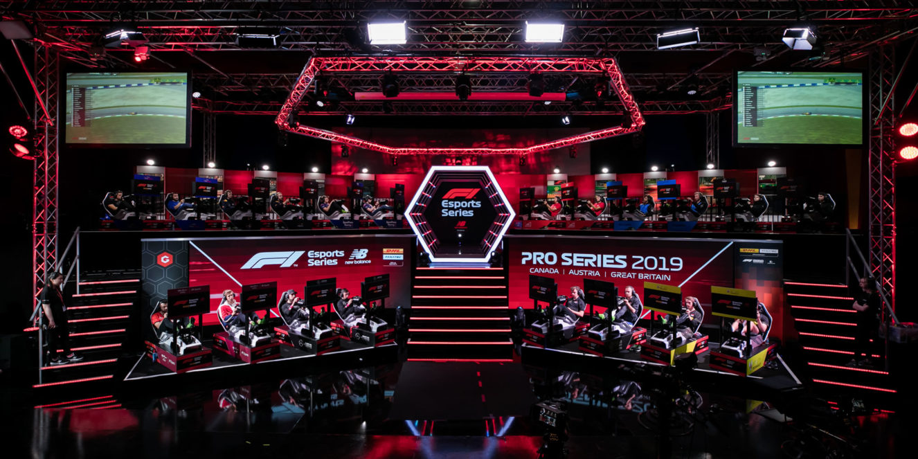 F1 Esports Pro Series 2019: Event 2