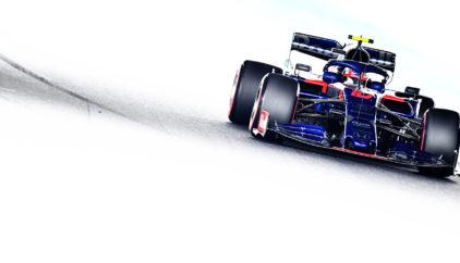 Japanese Grand Prix free practice 2019 by Scuderia Toro Rosso