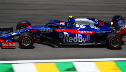 F1 Brazil qualifying 2019 by Scuderia Toro Rosso