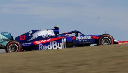 F1 USA qualifying 2019 by Scuderia Toro Rosso