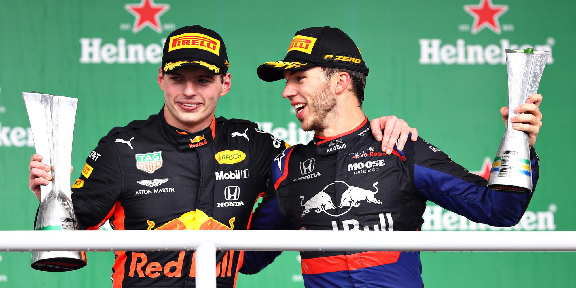 Brazil GP 2019 – Podium! 1