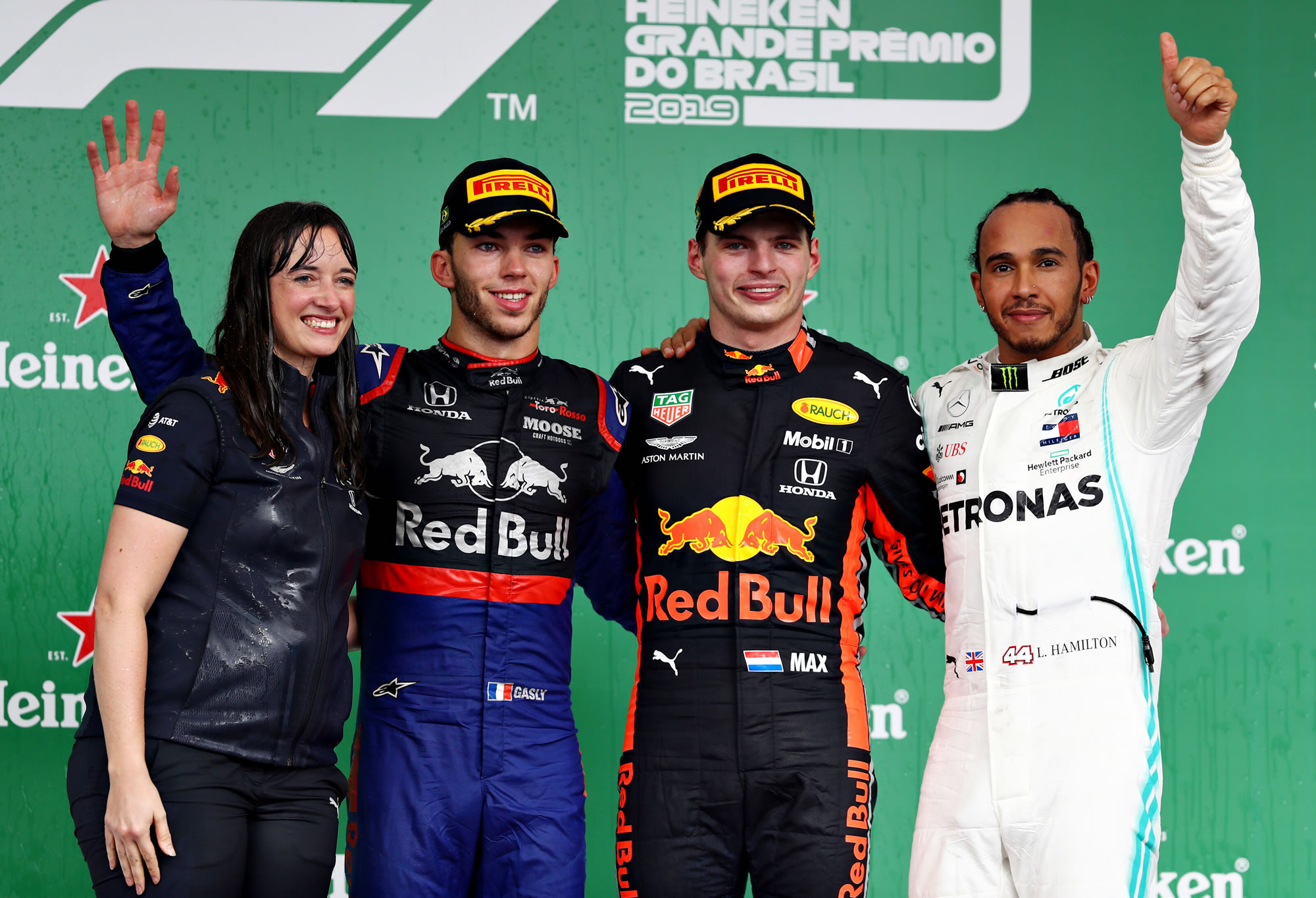 Brazil GP 2019 – Podium! 9