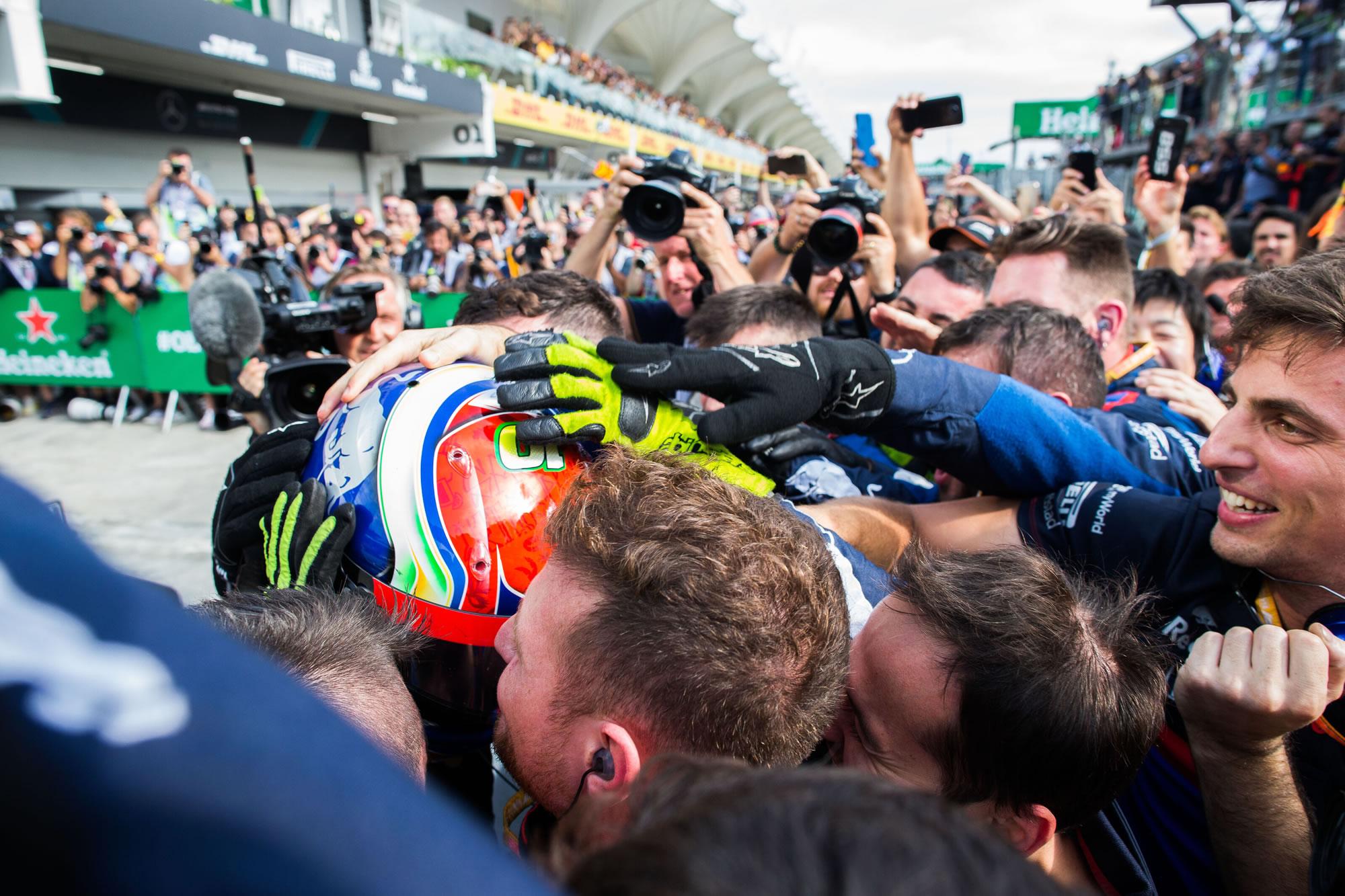Brazil GP 2019 – Podium! 11
