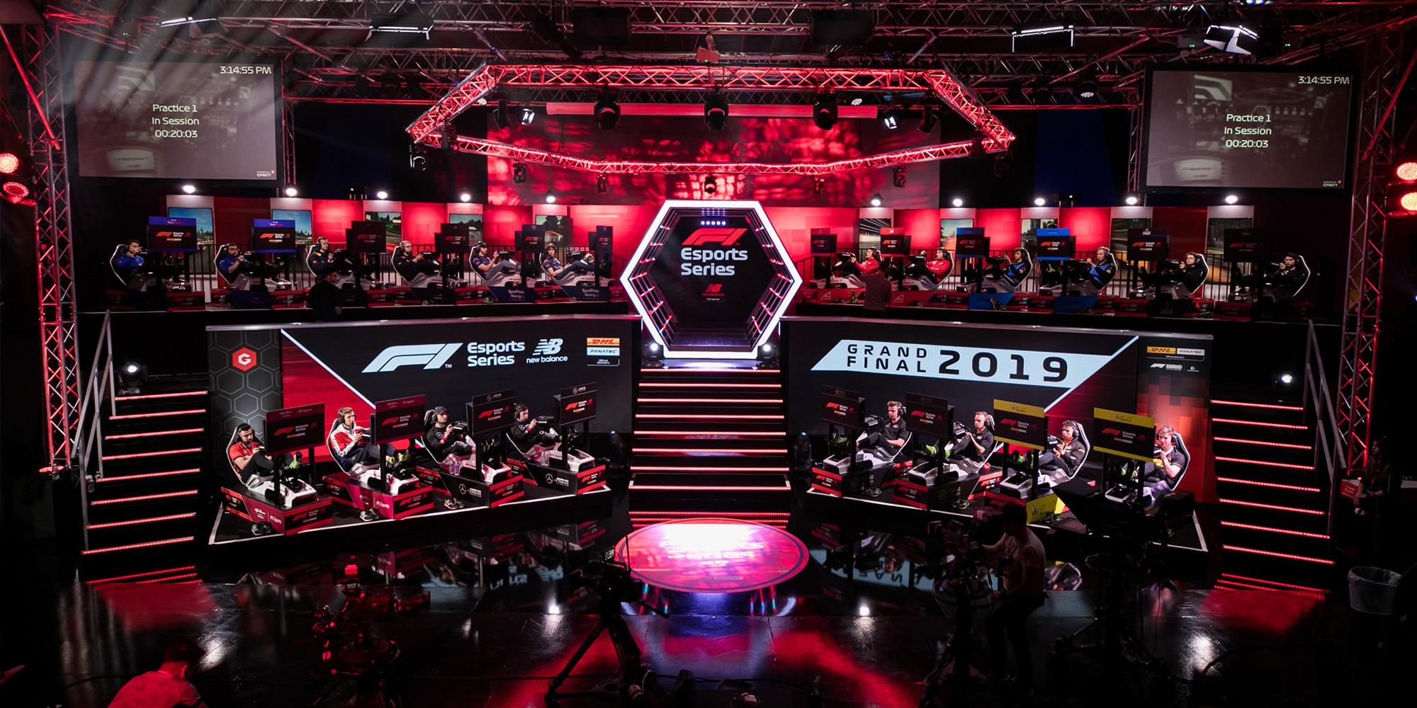 2019 F1 Esports Grand Final – Gallery 2