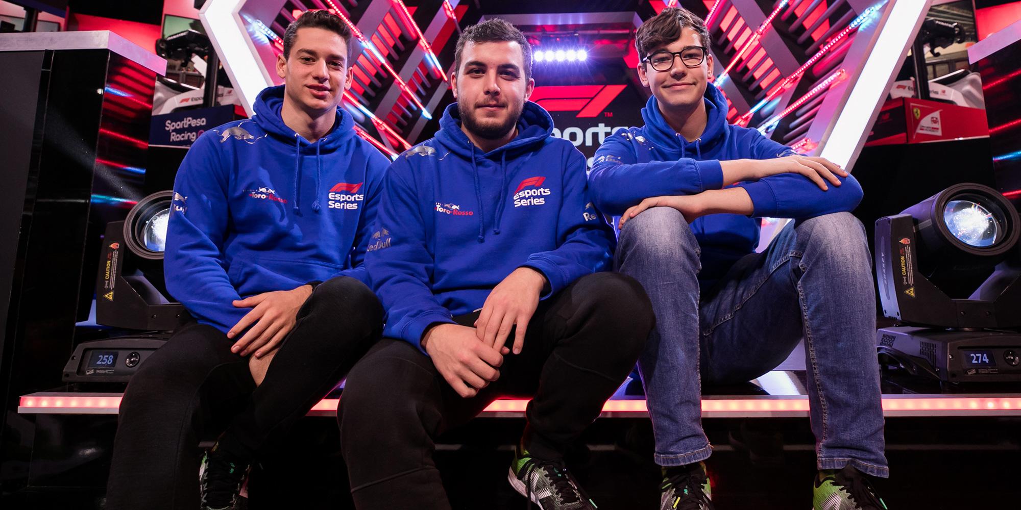 2019 F1 Esports Grand Final – Gallery 3