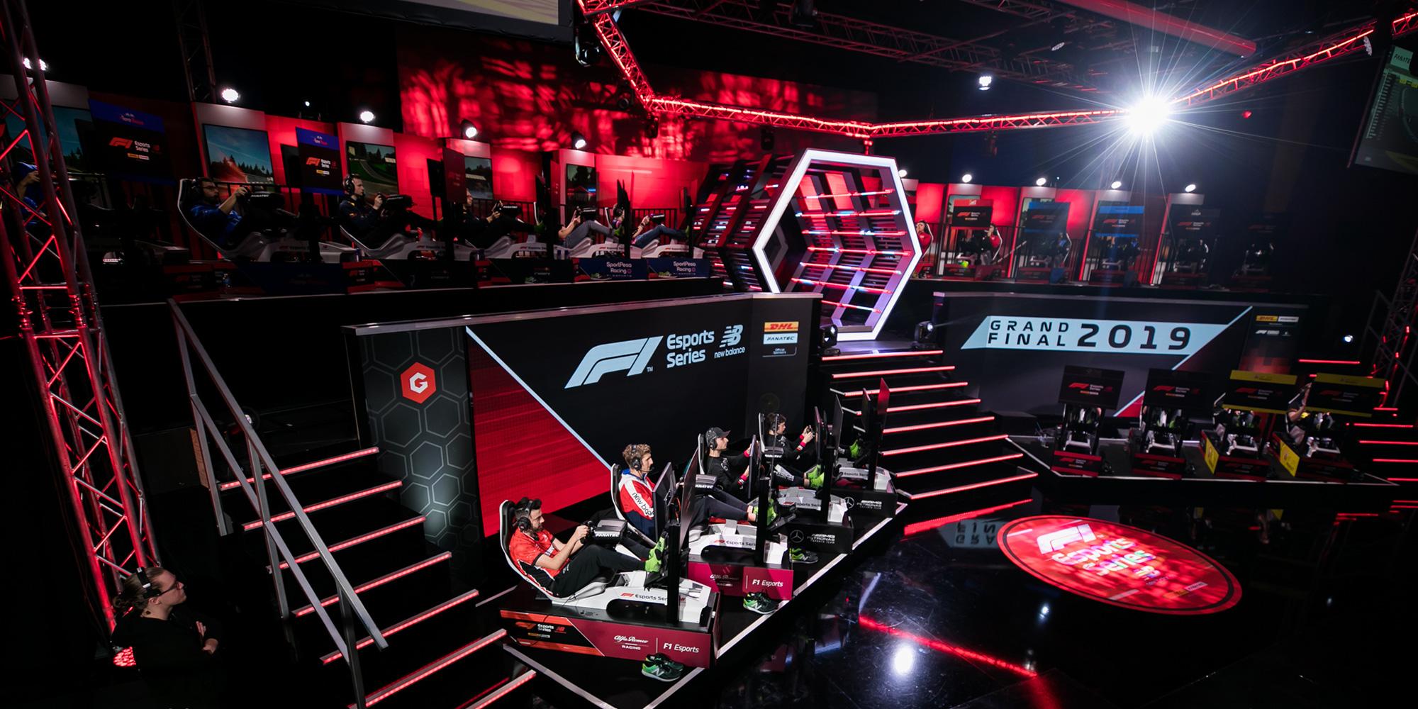 2019 F1 Esports Grand Final – Gallery 7