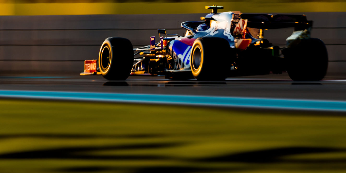 Review Abu Dhabi Grand Prix 2019 by Scuderia Toro Rosso