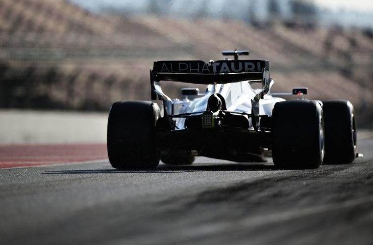 F1 Testing 01 – Day 2 2