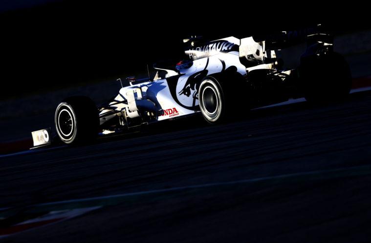 F1 Testing 01 – Day 2 1