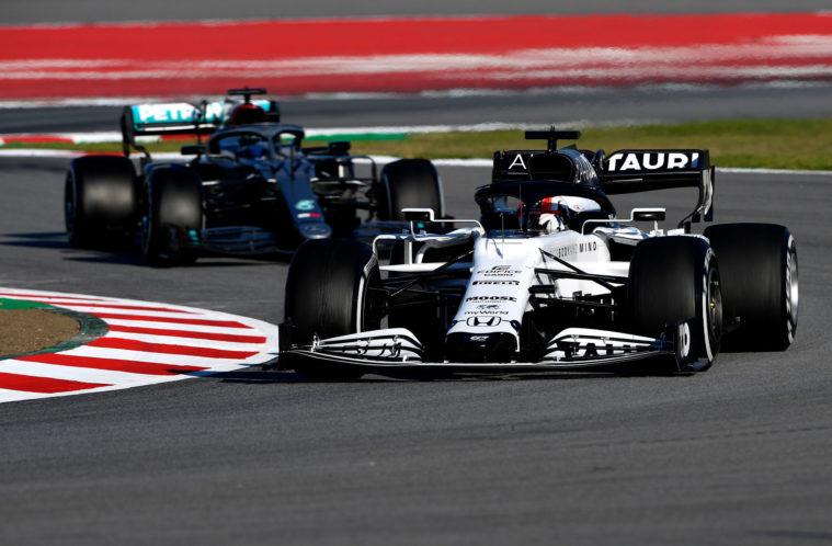 F1 Testing 01 – Day 2 3