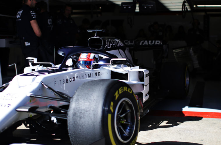 F1 Testing 01 – Day 2 4