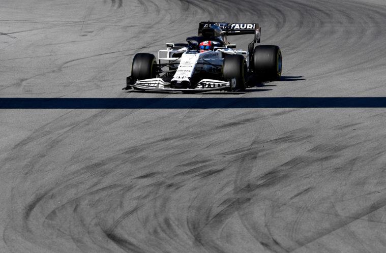 F1 Testing 01 – Day 2 6