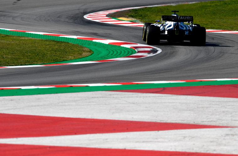 F1 Testing 01 – Day 2 7