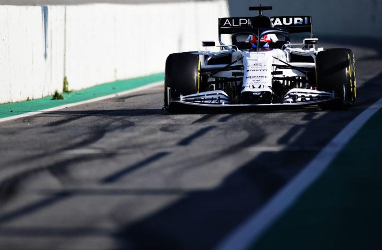 F1 Testing 01 – Day 2 8