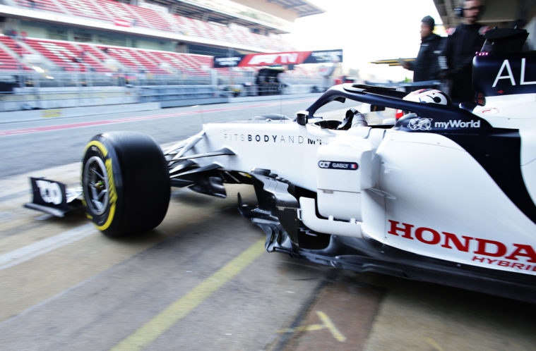 F1 Testing 01 – Day 2 9