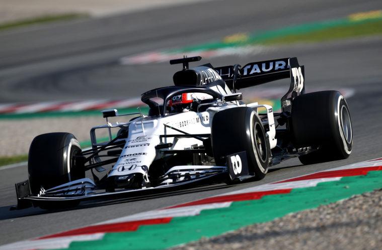 F1 Testing 01 – Day 3 3