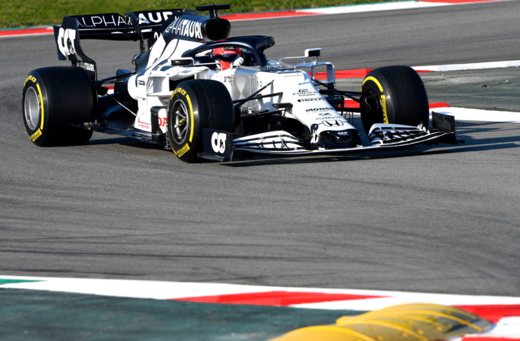 F1 Testing 01 – Day 3 12