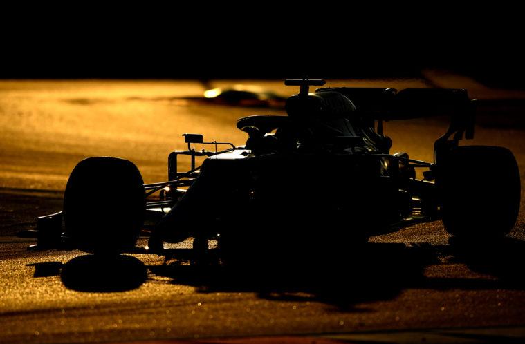 F1 Testing 01 – Day 3 2