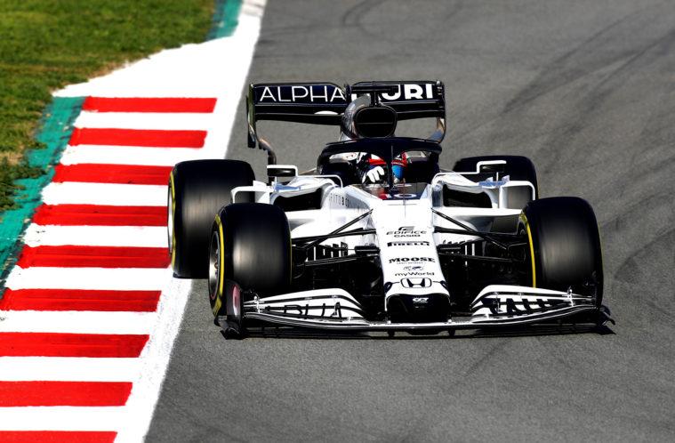 F1 Testing 01 – Day 3 1
