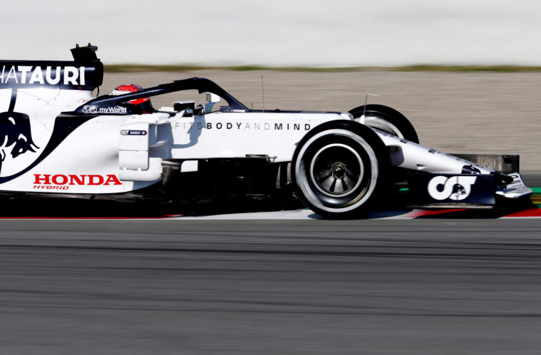 F1 Testing 01 – Day 3 4