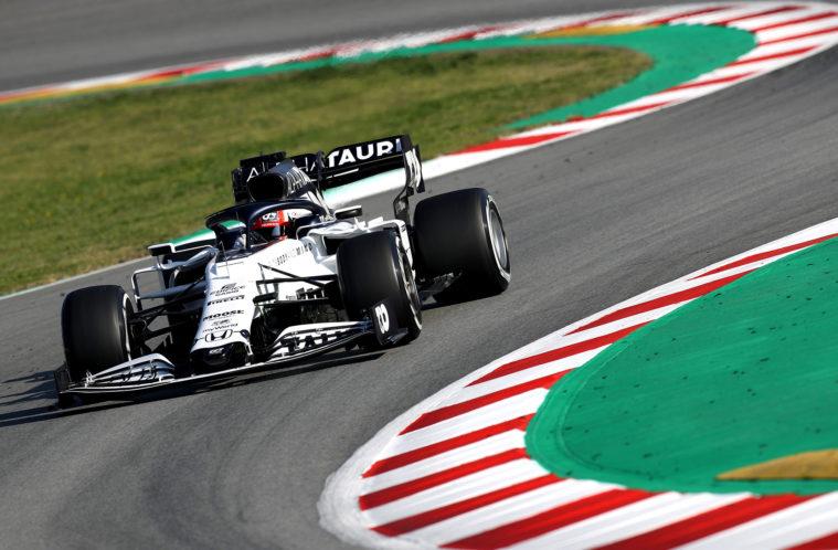 F1 Testing 01 – Day 3 5
