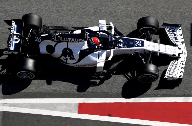 F1 Testing 01 – Day 3 6