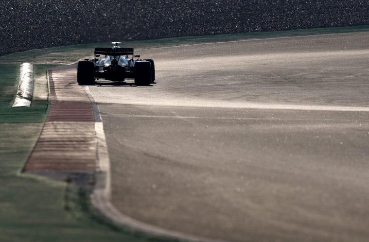 F1 Testing 01 – Day 3 7