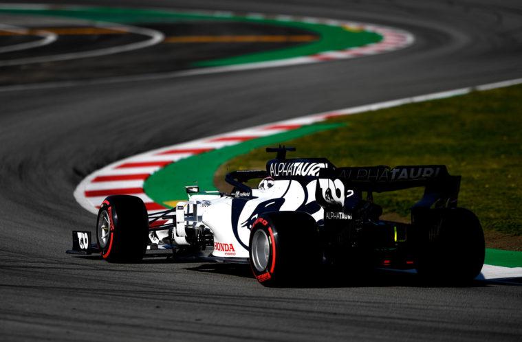 F1 Testing 01 – Day 3 9