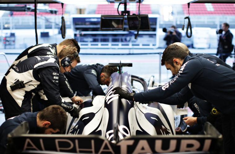 F1 Testing 01 – Day 3 11