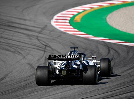 F1 Testing 01 – Day 1