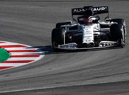 F1 Testing 01 – Day 3