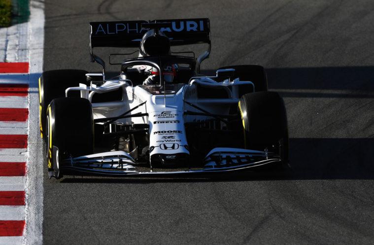 F1 Winter Testing 02 – Day 2 9