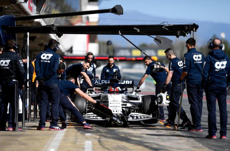 F1 Winter Testing 02 – Day 2 5