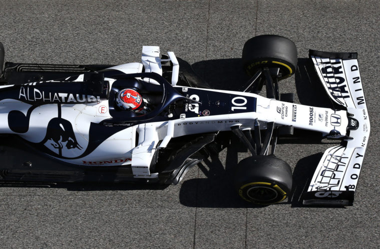 F1 Winter Testing 02 – Day 2 8