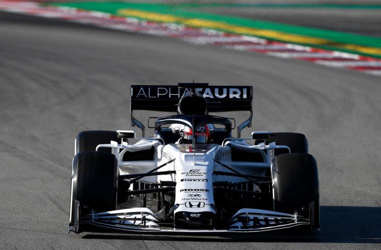 F1 Winter Testing 02 – Day 2 1