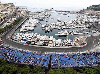 LIVE: Monaco Virtual GP 2020