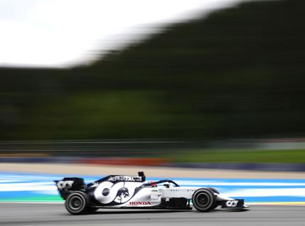 Austrian GP 2020 – Free Practice