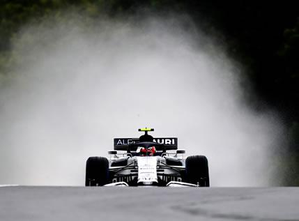 Hungarian GP 2020 – Free Practice
