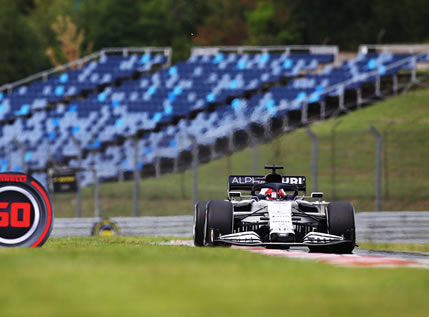 GP Ungheria Driver VLOG