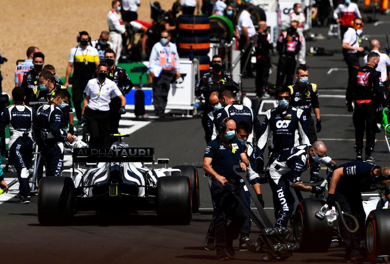 British Grand Prix 2020 – Gallery 1