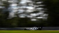 Kvyat at the Belgian GP