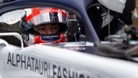 Pierre at the Eifel GP