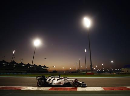 GP Abu Dhabi 2020 – Gallery