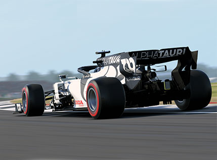 Virtual GP Gran Bretagna 2021 – Risultati