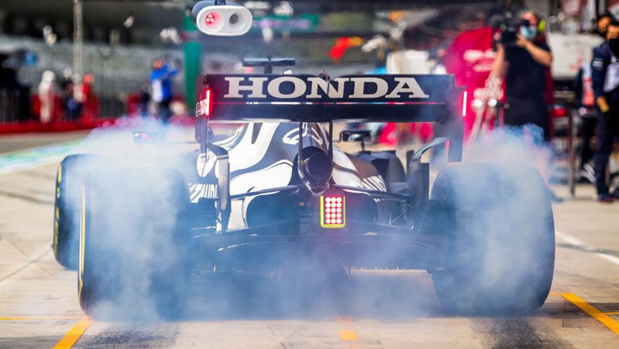 2021 Emilia Romagna Grand Prix  qualifying with Yuki Tsunoda by Scuderia AlphaTauri