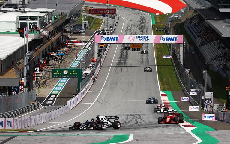 2021 Styrian GP: Race